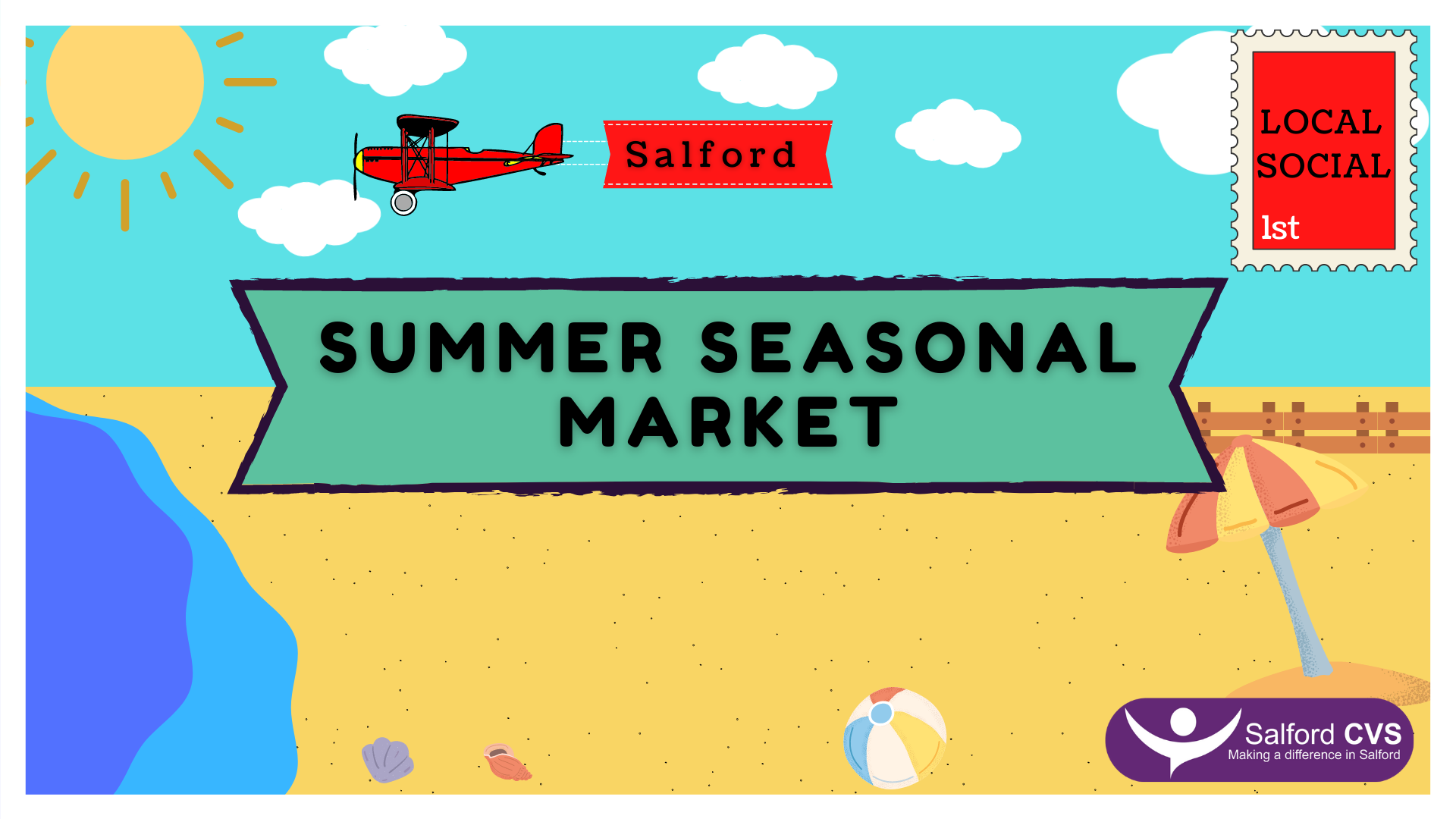 Salford Summer Seasonal Market