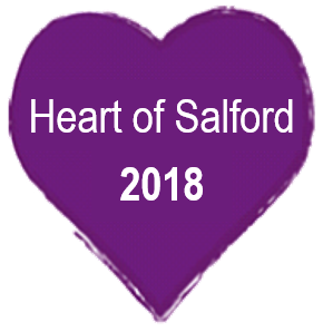 heart of salford