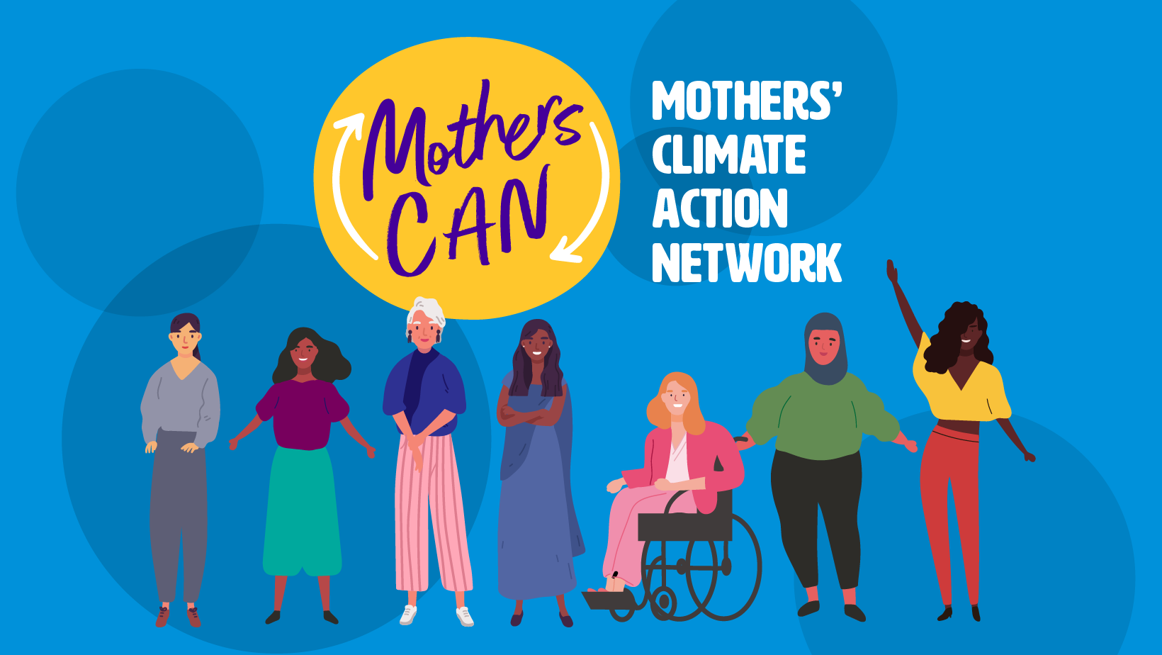 Mothers CAN logo