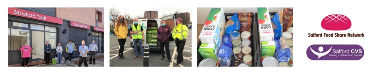 Salford CVS' Food Response Fund