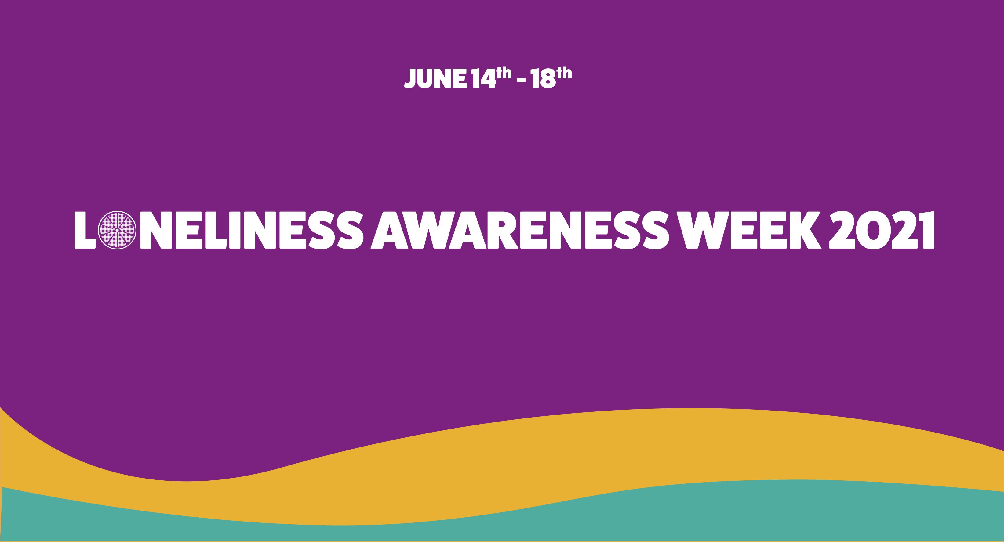 Loneliness Awareness Week 2021 Logo