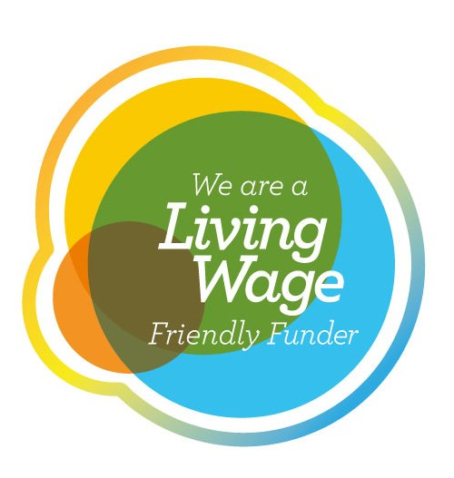Living Wage Friendly Funder