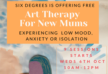 Art Therapy for new mums