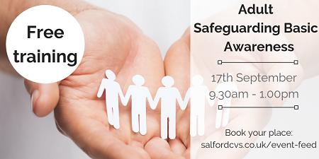 Salford CVS Events & Training | Salford CVS