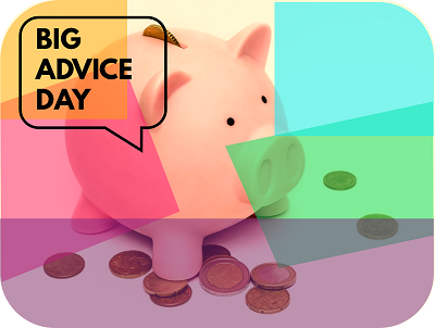 Big Advice Day - Community fundraising