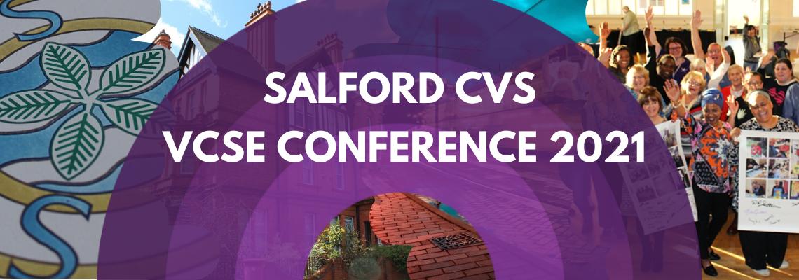 Salford CVS VCSE Conference 2021