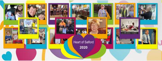 Heart of Salford 2020 Film