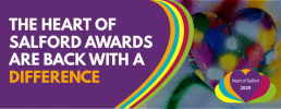 Heart of Salford Awards closing for nominations soon!