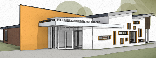 Grand designs in store for community park