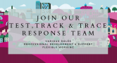 Join Salford's Test, Track and Trace Team
