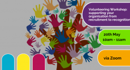 Supporting your organisation from recruitment to recognition