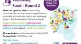 Wellbeing Fund – Round two