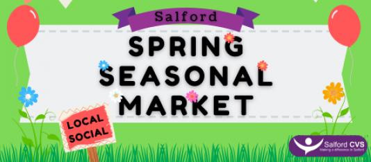 Salford Seasonal Market Returns!