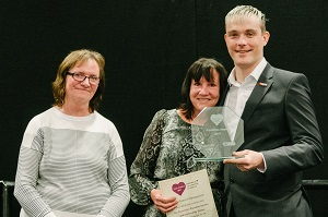 Equalities award - The Ascension Paradise Garden and Community Space