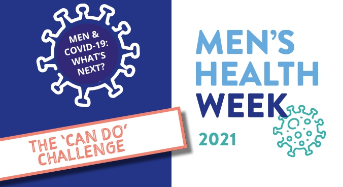Mens Health Week The CAN DO Challenge