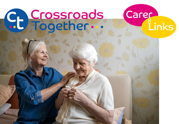 Crossroads Together and Carers Link logo