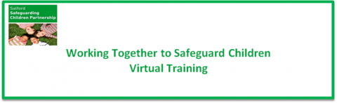 Working Together to Safeguard Children Virtual Training