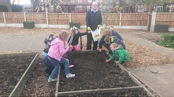 LKYP gardening group  - third sector fund recipients