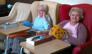 Volunteering in Care Homes
