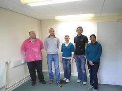 IGT volunteers