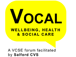 VOCAL wellbeing logo