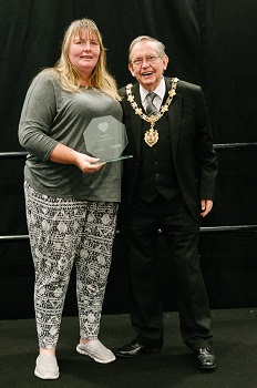 Volunteer of the Year 2017 - Jane Gregory