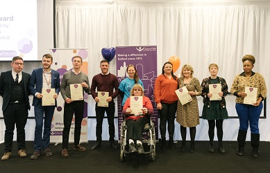 Equalities Award nominees