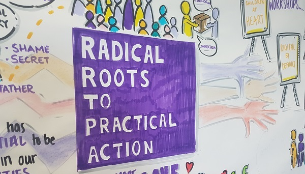 Radical Roots Visual Minutes